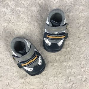 Stride Rite Lil Sprinter Baby Boy Shoes 1M Leather